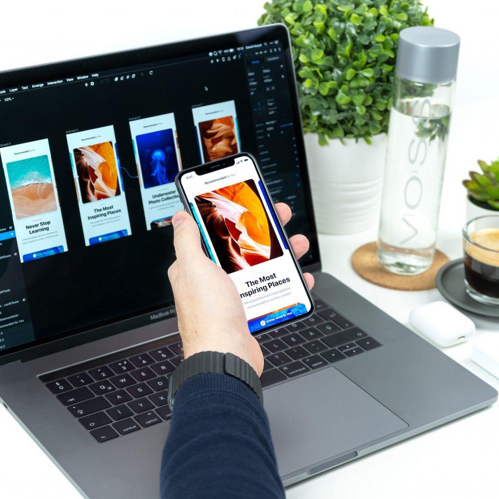 Come creare un portfolio UX online 1
