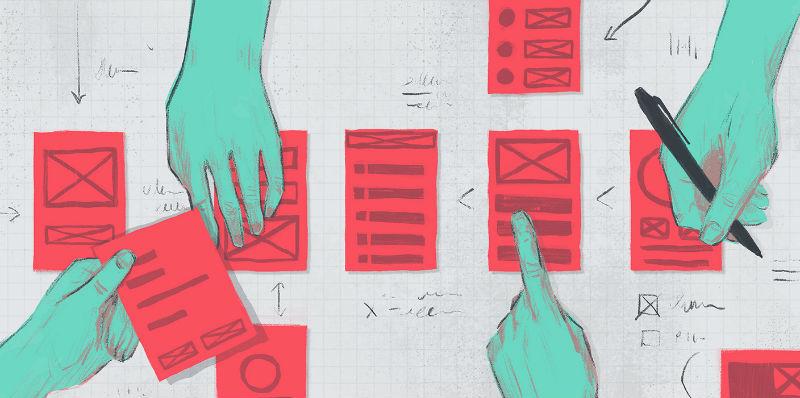 I 5 stati del design: regole e consigli per una UX di successo 2