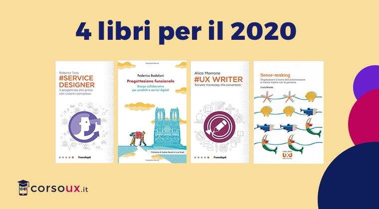 libri ux design 2020