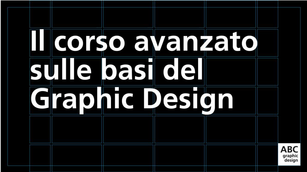 Corsi di graphic design 1