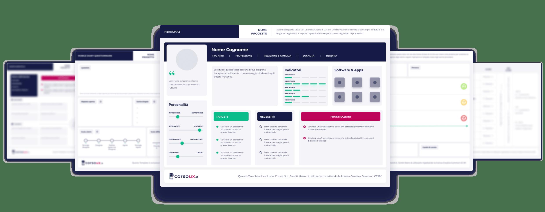 UX Template Kit 4